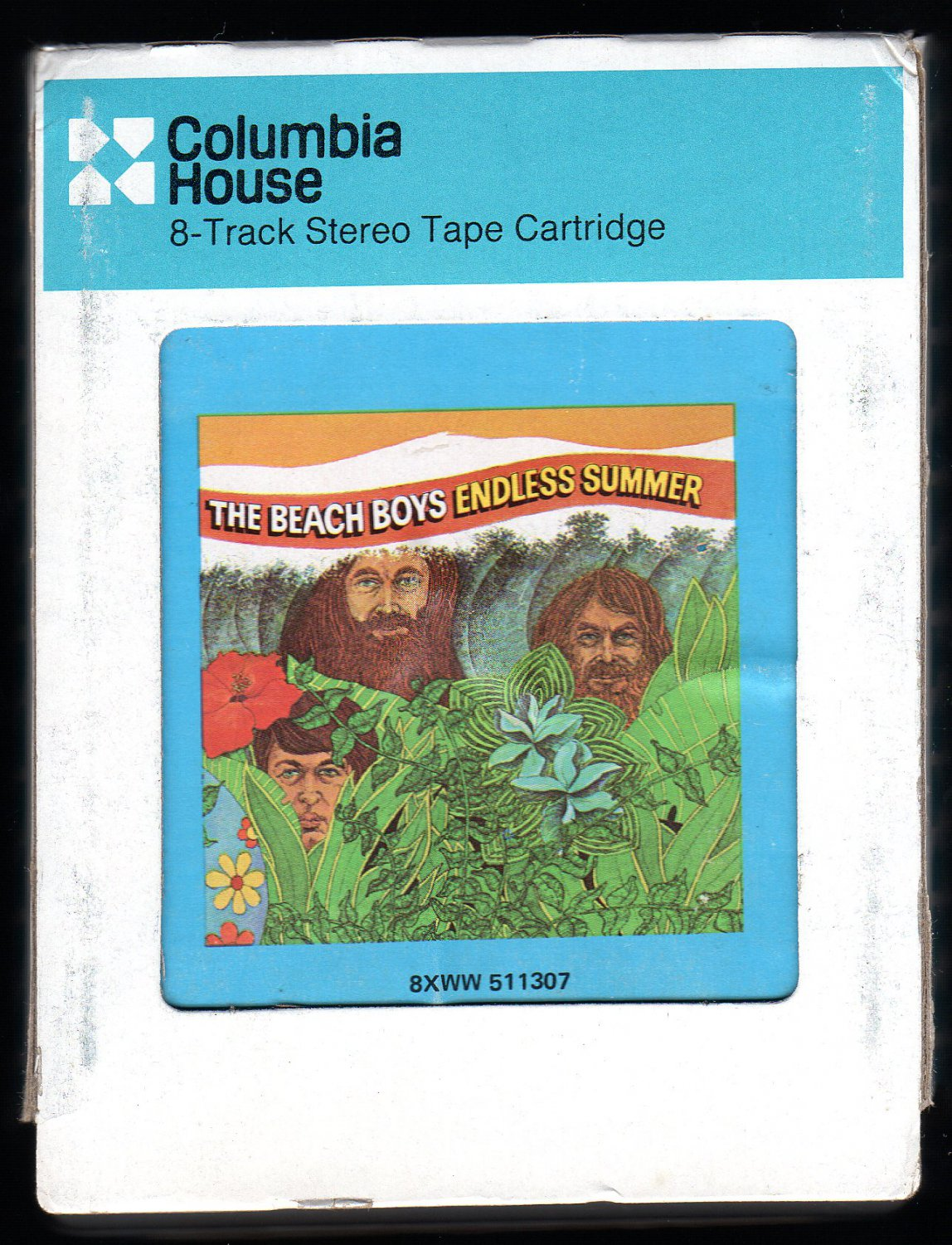 The Beach Boys - Endless Summer 1974 CRC CAPITOL A23 8-TRACK TAPE