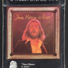 Dave Mason - Dave Mason Is Alive 1973 AMPEX BLUETHUMB Sealed A23 8-TRACK TAPE
