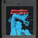 Johnny Winter - Saints & Sinners 1974 CBS Quadraphonic A23 8-TRACK TAPE
