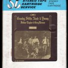 Crosby, Stills, Nash & Young - Deja Vu 1970 CRC ATLANTIC A28 8-TRACK TAPE