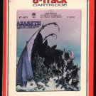 Nazareth - Hair Of The Dog 1975 RCA A&M A28 8-TRACK TAPE