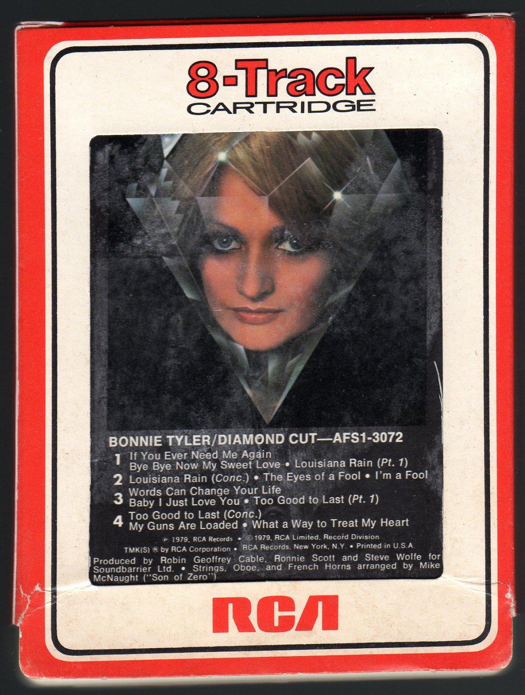 Bonnie Tyler - Diamond Cut 1979 RCA PROMO A28 8-TRACK TAPE