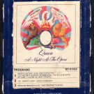 Queen - A Night At The Opera 1975 ELEKTRA A26 8-TRACK TAPE