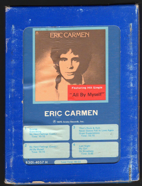 Eric Carmen - Eric Carmen 1975 Debut GRT ARISTA A22 8-TRACK TAPE