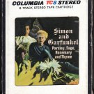 Paul Simon & Art Garfunkel - Parsley, Sage, Rosemary And Thyme 1966 CBS A22 8-TRACK TAPE