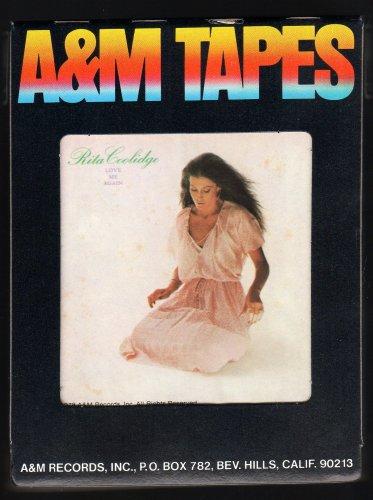 Rita Coolidge - Love Me Again 1978 A&M A22 8-TRACK TAPE