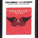 Aerosmith - Aerosmith's Greatest Hits 1980 CBS A21C 8-TRACK TAPE