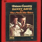 Danny Davis And The Nashville Brass - Dreamin Country 1975 RCA Quadraphonic A5 8-TRACK TAPE