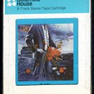 Yes - Tormato 1978 CRC ATLANTIC A52 8-TRACK TAPE