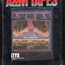 Styx - Paradise Theater 1980 A&M Sealed T6 8-TRACK TAPE