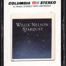 Willie Nelson - Stardust 1978 CBS A29B 8-TRACK TAPE
