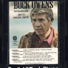 Buck Owens - Ain't It Amazing Gracie 1973 CAPITOL A20 8-TRACK TAPE