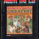 Herb Alpert & The Tijuana Brass - Greatest Hits 1970 A&M Sealed Re-issue A20 8-TRACK TAPE