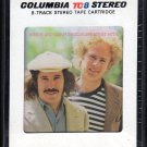 Paul Simon And Art Garfunkel - Simon & Garfunkel's Greatest Hits 1972 CBS A25 8-TRACK TAPE