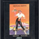 American Graffiti - 41 Original Hits Soundtrack Of American Graffiti 1973 MCA A11 8-TRACK TAPE
