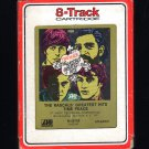 The Rascals - Time Peace Greatest Hits 1968 RCA ATLANTIC Re-issue A28 8-TRACK TAPE