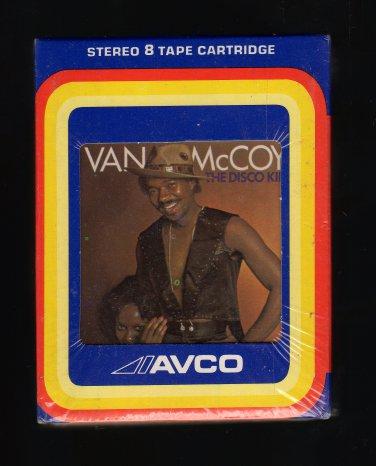 Van McCoy - The Disco Kid 1975 AVCO Sealed A10 8-TRACK TAPE
