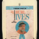 Burl Ives - The Best Of Burl Ives 1961 MCA Re-issue A10 8-TRACK TAPE