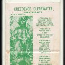 Creedence Clearwater Revival - Greatest Hits 1971 CUSTOM BOOTLEG A25 8-TRACK TAPE