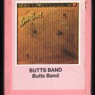 Butts Band - Butts Band 1974 Debut ISLAND BLUE THUMB UK A48 8-TRACK TAPE