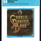 The Charlie Daniels Band - A Decade Of Hits 1983 CRC EPIC A48 8-TRACK TAPE