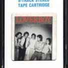 Loverboy - Lovin' Every Minute Of It 1985 CRC A15 8-TRACK TAPE