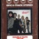 Heart - Greatest Hits Live 1980 EPIC A15 8-TRACK TAPE