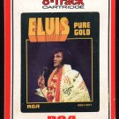 Elvis Presley - Pure Gold 1975 RCA A35 8-TRACK TAPE