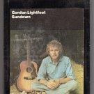 Gordon Lightfoot - Sundown 1973 WB A19A 8-TRACK TAPE