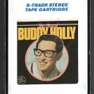 Buddy Holly - The Best Of Buddy Holly 1982 MCA MASTER RECORDINGS A35 8-TRACK TAPE
