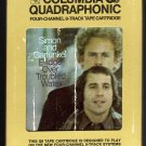 Paul Simon & Art Garfunkel - Bridge Over Troubled Water 1970 CBS Quadraphonic A35 8-TRACK TAPE