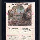 Black Sabbath - Black Sabbath 1970 Debut AMPEX WB A18C 8-TRACK TAPE