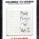 Pink Floyd - The Wall 1979 CBS A18C 8-TRACK TAPE