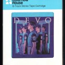 Devo - New Traditionalists 1981 CRC WB A12 8-TRACK TAPE