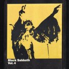 Black Sabbath - Volume 4 1972 WB A32 8-TRACK TAPE
