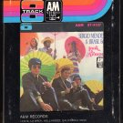 Sergio Mendes & Brasil '66 - Look Around 1968 A&M A32 8-TRACK TAPE