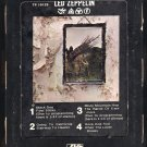 Led Zeppelin - Led Zeppelin IV ZOSO 1974 ATLANTIC A32 8-TRACK TAPE