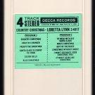 Loretta Lynn - Country Christmas 1966 DECCA A32 4-TRACK TAPE