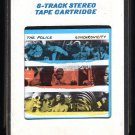 The Police - Synchronicity 1983 CRC A&M AC3 8-TRACK TAPE