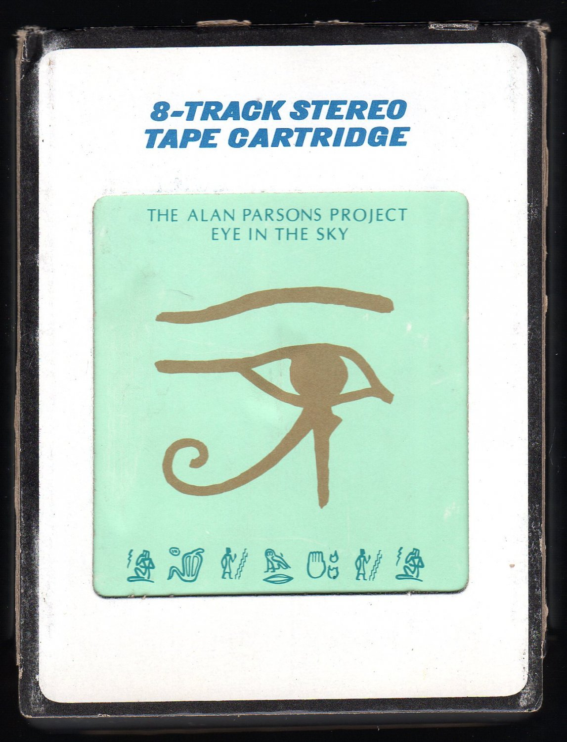 The Alan Parsons Project - Eye In The Sky 1982 CRC A6 8-TRACK TAPE