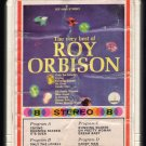 Roy Orbison - The Very Best Of Roy Orbison 1966 GRT MONUMENT A32 8-TRACK TAPE