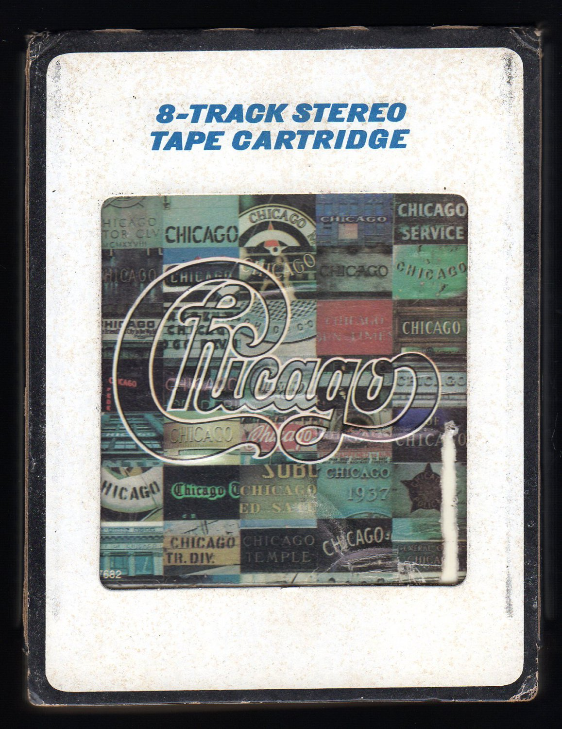 Chicago - Chicago Greatest Hits Vol II 1981 CRC CBS A32 8-TRACK TAPE