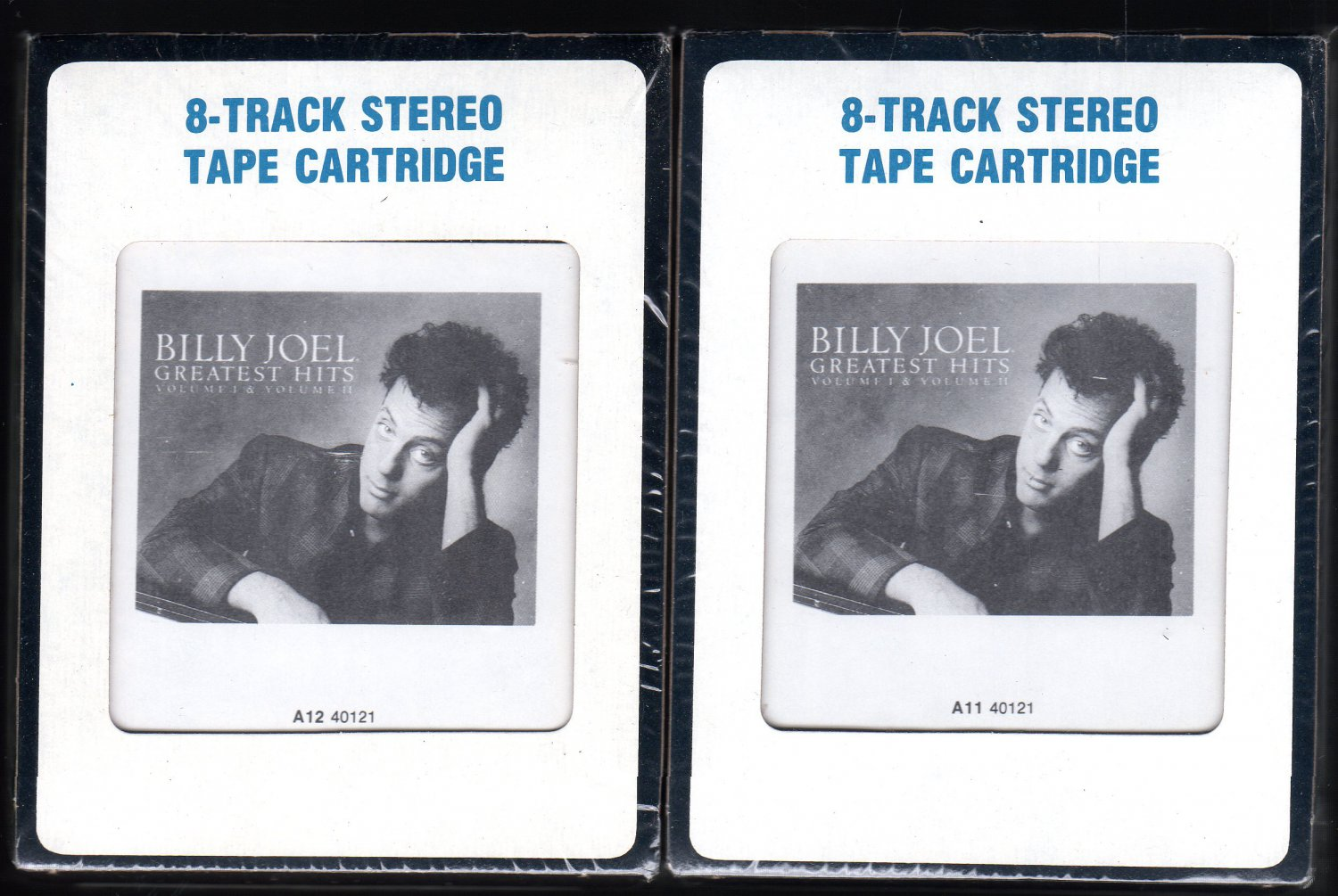 Billy Joel - Greatest Hits Volume 1 & Volume 2 1985 CRC Sealed A32 8-TRACK TAPE