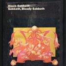 Black Sabbath - Sabbath Bloody Sabbath 1974 WB A32 8-TRACK TAPE