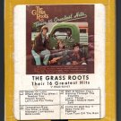 The Grass Roots - Their 16 Greatest Hits 1971 GRT A32 8-TRACK TAPE