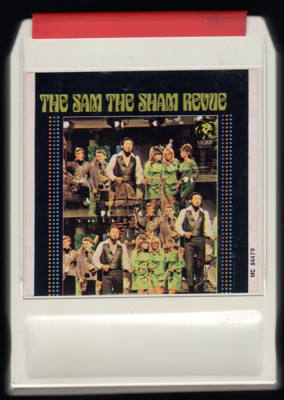 Sam The Sham Revue - Sam The Sham Revue 1966 MGM LEAR AMPEX A47 8-TRACK TAPE