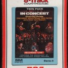 Charley Pride - In Concert 1975 RCA Sealed A13 8-TRACK TAPE