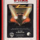 ZZ Top - Eliminator 1983 RCA Sealed A13 8-TRACK TAPE