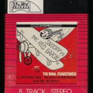 The Royal Guardsmen and others - Snoopy vs The Red Baron 1966 LAURIE T8 8-TRACK TAPE