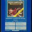 Creedence Clearwater Revival - Chronicle 1976 GRT FANTASY T8 8-TRACK TAPE